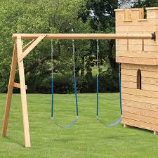 playground equipment or backyard playsets wooden swing set u0026 boat