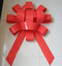 pull bow ribbon car gift pull bow ribbon for wedding car large gift loop bows