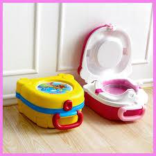 travel potty images Child travel car portable toilet training potty seat urine tub jpg