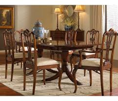 extending dining table furniture self storing leaf