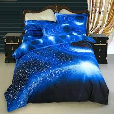 Space Bed Set Galaxy Bed Sheets Smart Phones