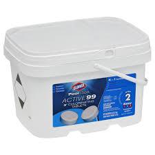 clorox pool u0026 spa active 99 tablets shop pool supplies at heb