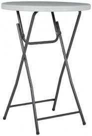 standing height folding table elegant folding bar height table folding bar table standing height