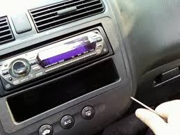 04 honda pilot radio code aftermarket radio removal diy honda tech honda forum discussion