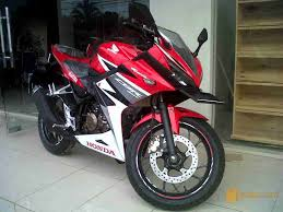 cbr 150cc new model honda cbr 150r all new 2017 depok jualo