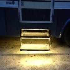 warm white led strip light kit for rv steps diamond 52695