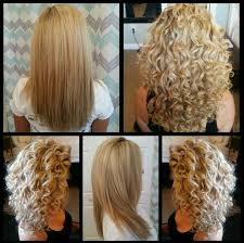 easy curling wand for permed hair beautiful tight curls created with a 3 8 curling iron a k a
