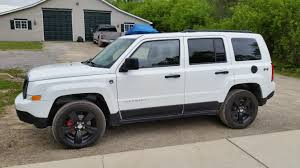 charcoal black jeep need an opinion on wheel color jeep patriot forums