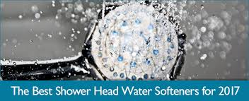 4 best water softener shower heads our 2017 review