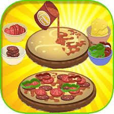 plat cuisin駸 比薩製造商pizza 烹飪遊戲親 play android 應用程式