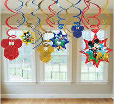 mickey mouse clubhouse decorations ebay