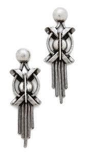 dannijo earrings dannijo navi earrings shopbop
