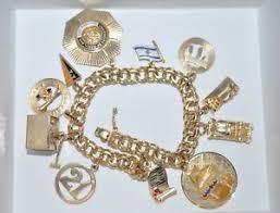 vintage bracelet ebay images 14k estate charm bracelet ebay JPG