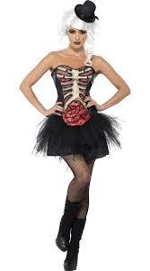 Halloween Corset Costumes Halloween Grotesque Burlesque Costume N9386