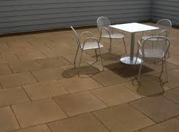 Recycled Rubber Patio Tiles by Cushion Walk Pavers Exterior Rubber Patio Pavers