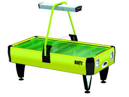 Arctic Wind Air Hockey Table by Discontinued Sports Arcade Games Reference Page 1 B Global