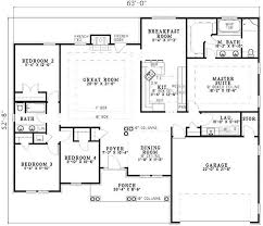 2500 Sq Ft Ranch Floor Plans 153 Best One Level House Plans Images On Pinterest Floor Plans