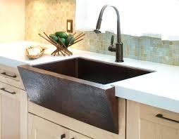 drop in farmhouse sink copper farmers sink drop in farmhouse beautiful kitchen sinks modern