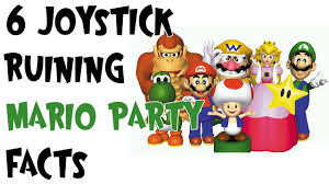 5 Of The Biggest Super Mario Controversies Youtube - 6 joystick ruining mario party facts youtube