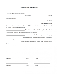 rental application form word lined paper in word packing list