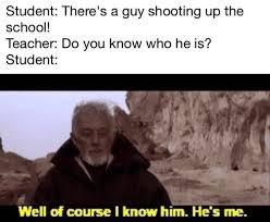 Meme Quotes - out of all the star wars memes i ve seen this quote hasn t really