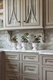 white kitchen cabinets with taupe backsplash greige kitchens the berkshire house