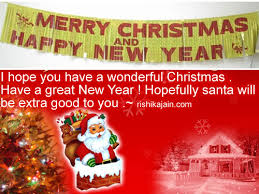 merry and happy new year wishes inspirational quotes
