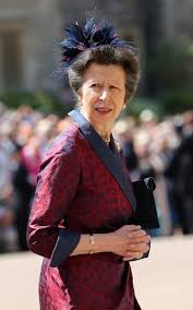princess anne princess anne best royal wedding guest outfits serena williams
