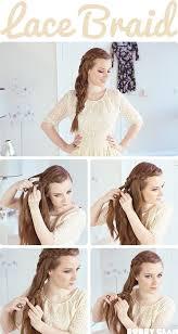 easiest type of diy hair braiding 391 best coiffure images on pinterest hair ideas hair cut and