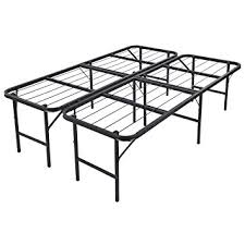 Height Of Bed Frame Belleze Size Easy To Assemble 17 Inch Height