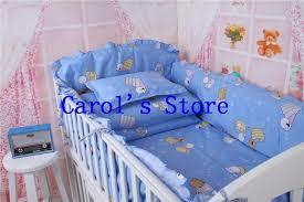 Toddler Bedding For Crib Mattress Boy Bedding Sets For Cribs Baby Bumper Set Boy Children Bedding