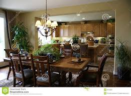 Kitchen And Dining Design by Beautiful Kitchen And Dining Room Royalty Free Stock Photography