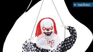 spirit halloween clown props youtube