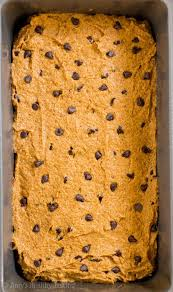 Pumpkin Spice Bread Machine Chocolate Chip Pumpkin Bread Amy U0027s Healthy Baking