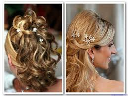 bridal hairstyle latest two different hairstyle of bridal brdal hair style pinterest