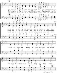 merry christmas sheet music piano 8notes