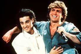 george michael s father who is andrew ridgeley george michael u0027s wham friend and co star