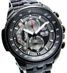 Jam Tangan Casio Chrono buy imported casio 558bk 1av black chronograph for