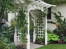 Diy Garden Trellis Ideas Garden Trellis Plans Diy Home Outdoor Decoration