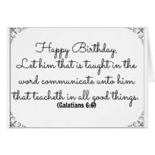 Bible Verse For Birthday Card Bible Verse Galatians Greeting Cards Zazzle