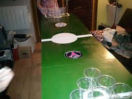 build a beer pong table how to build a foldable beer pong table
