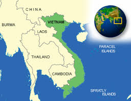 World Map Vietnam by Vietnam Facts Culture Recipes Language Government Eating