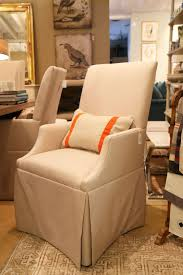 Skirted Dining Chair Decorating The Dining Room In Time For The Holidays