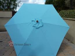 Patio Umbrella Fabric by Tips Replacement Outdoor Umbrella Canopy Patio Umbrella