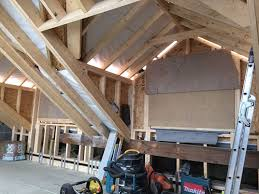 Hipped Roof Loft Conversion Hip To Gable Loft Conversion Truss Roofing Building And