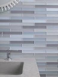 Blue Gray Bathroom Ideas Charming Blue Gray Bathroom Tile With Home Decor Arrangement Ideas