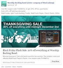 not scheduled for black friday target black friday case study using facebook ads