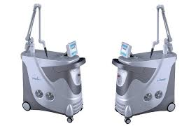 hair removal q switched nd yag laser tattoo removal equipment