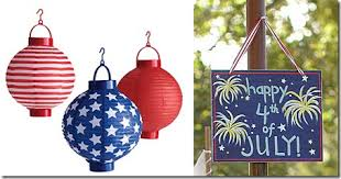 fourth of july decorations 4th of july decorating ideas simplified bee