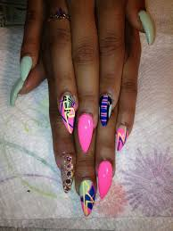 144 best nails images on pinterest coffin nails acrylic nails